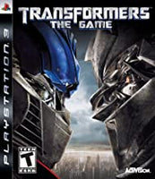 Transformers: The Game PS3 Used
