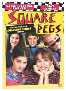 Square Pegs The Like, Totally Complete Series... Totally DVD Used