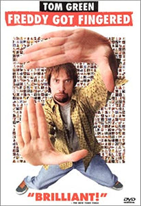 Freddy Got Fingered DVD Used