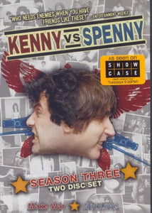 Kenny vs Spenny Season Three DVD Used
