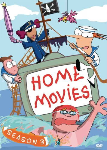Home Movies Season Three DVD Used