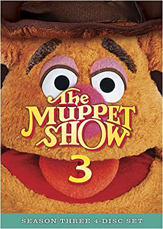 Muppet Show The Complete Third Season DVD Used