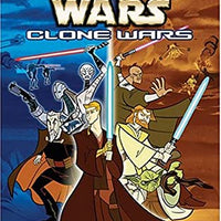 Star Wars Clone Wars Volume One DVD Used