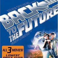 Back to the Future The Complete Trilogy DVD Used
