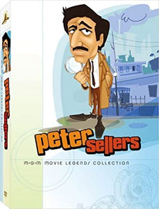 Peter Sellers MGM Legends Movie Collection DVD Used