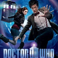 Doctor Who The Complete Fifth Series DVD Used