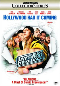 Jay and Silent Bob Strike Back DVD Used