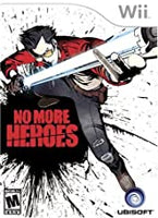 No More Heroes Wii Used