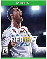 FIFA 18 Xbox One Used