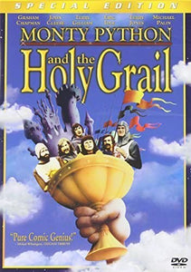 Monty Python and the Holy Grail DVD Used