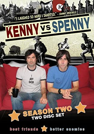Kenny vs Spenny Season Two DVD Used