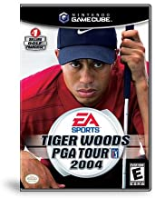 Tiger Woods PGA Tour 2004 GameCube Used