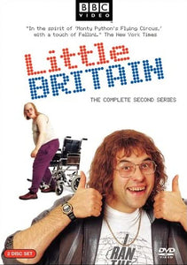 Little Britain The Complete Second Series DVD Used