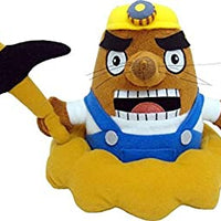 "Animal Crossing Resetti 7"" Plush"