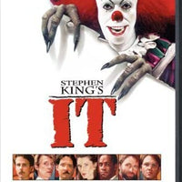 Stephen King's IT DVD Used