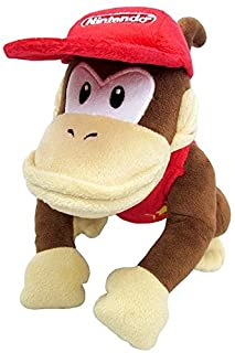 Super Mario All Star Collection Diddy Kong 7