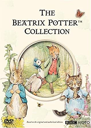 Beatrix Potter Collection DVD Used
