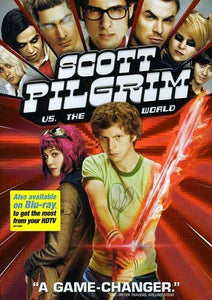 Scott Pilgrim vs the World DVD Used