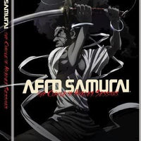 Afro Samurai The Complete Murder Sessions DVD Used