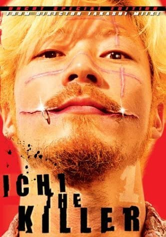 Ichi the Killer DVD Used