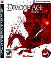 Dragon Age Origins (No Manual) PS3 Used