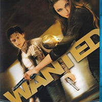 Wanted Blu-ray Used