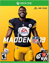 Madden 19 Xbox One Used