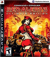 Command & Conquer Red Alert 3 PS3 Used