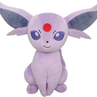"Pokemon All Star Collection Espeon 7"" Plush"