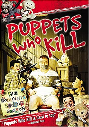 Puppets Who Kill The Complete Second Season DVD Used