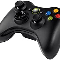 Xbox 360 Wireless Controller (Black) (Microsoft Brand) Used