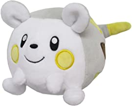 "Pokemon All Star Collection Togedemaru 4"" Plush"