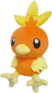 "Pokemon All Star Collection Torchic 6"" PLush"