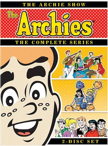Archies (The Archie Show) The Complete Series DVD Used