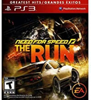Need for Speed: The Run (Greatest Hits) PS3 Used