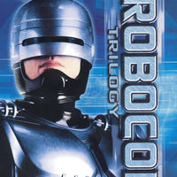 Robocop Trilogy DVD Used