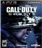 Call of Duty Ghosts PS3 Used