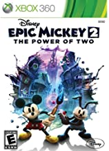 Epic Mickey 2 The Power of Two Xbox 360 Used