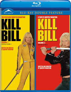 Kill Bill Double Feature Blu-ray Used