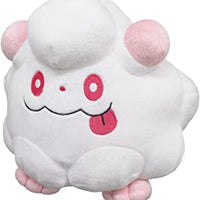 "Pokemon All Star Collection Swirlix 5"" Plush"