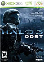 Halo 3 ODST (No Manual) Xbox 360 Used