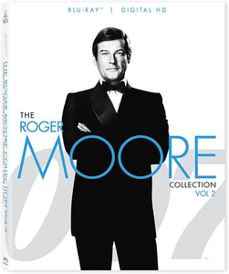 007 The Roger Moore Collection Volume 2 Blu-ray Used