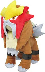"Pokemon All Star Collection Entei 8.5"" Plush"