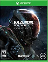 Mass Effect Andromeda Xbox One Used
