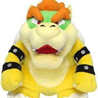 "Super Mario All Star Collection Bowser 10"" Plush"