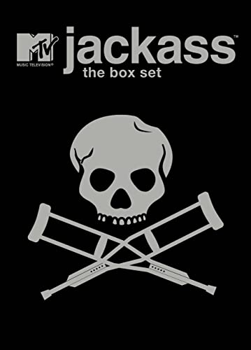 Jackass The Box Set DVD Used