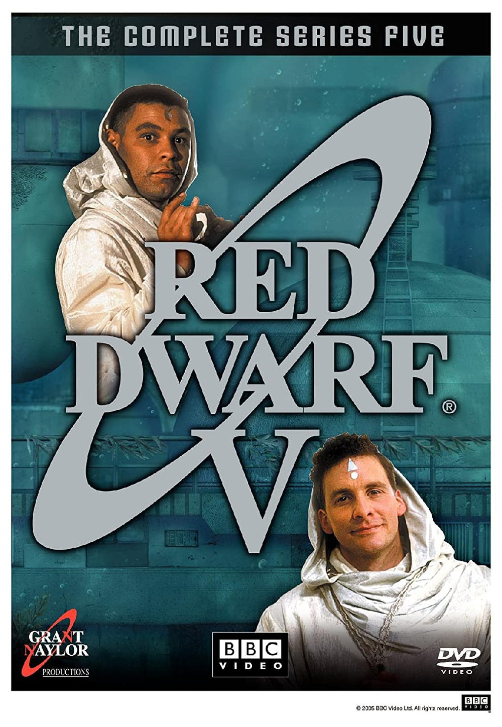 Red Dwarf Series Five DVD Used