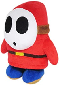 "Super Mario All Star Collection Shy Guy 6.5"" Plush"