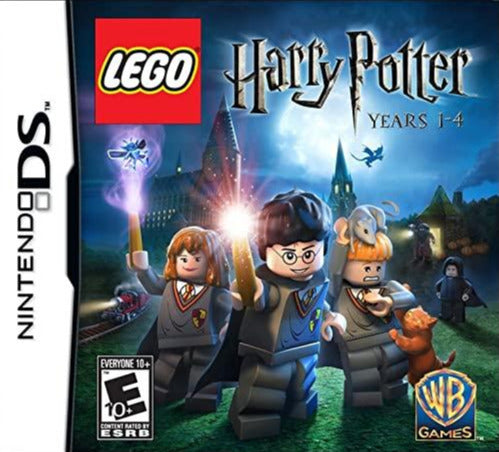 Lego Harry Potter Years 1-4 (Cartridge Only) DS Used