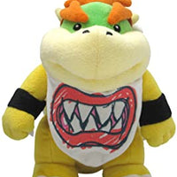 "Super Mario All Star Collection Bowser Jr. 9"" Plush"